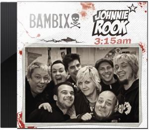 3:15 am Split zusammen von Johnnie Rook und den Bambix aus den Niederlanden