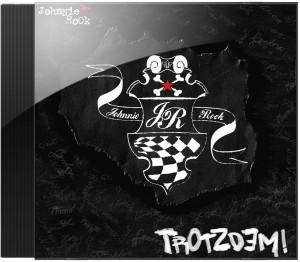 """Johnnie Rooks erstes Album """"Rabatz"""" aus dem Jahr 2005"""