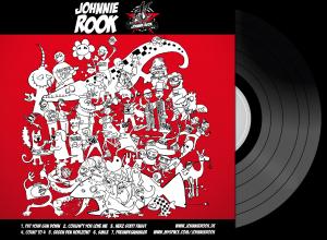 Split von Johnnie Rook und den Ninja Dolls
